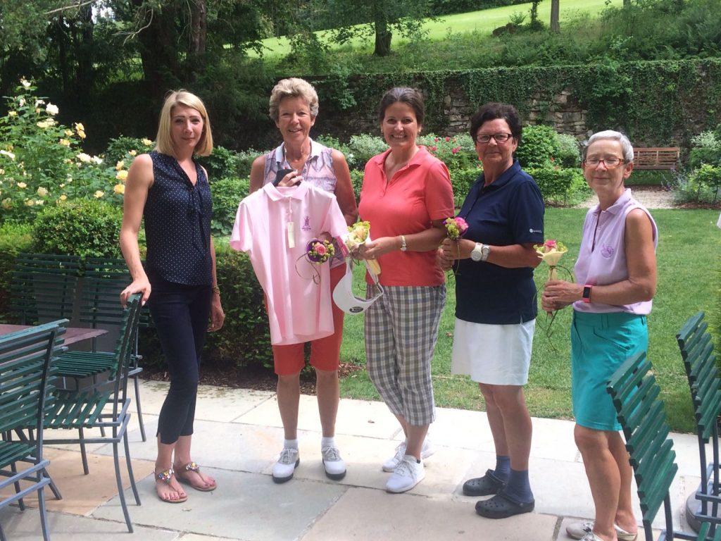 Siegerinnen World Womens golf Day